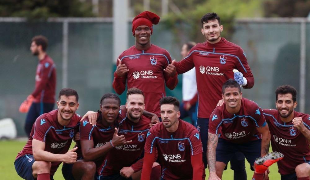 Trabzonspor seriyi sürdürme peşinde