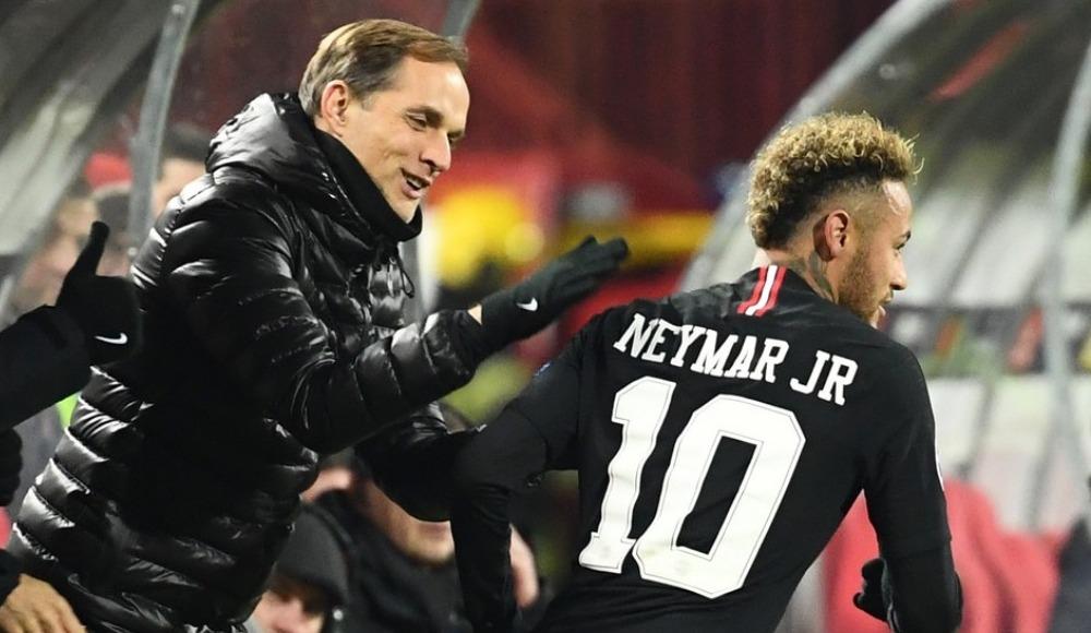 Tuchel: PSG yerine transfer yapmadan Neymar'ı satmayacak...