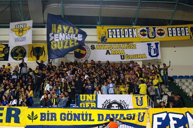 Fenerbahçe Beko 76 sayı farkla kazandı