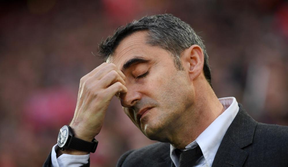 Barcelona kararını verdi! Valverde'nin yerine...
