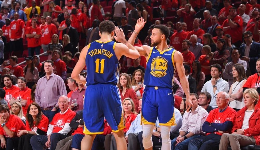 Golden State Warriors, konferans finaline yükseldi!