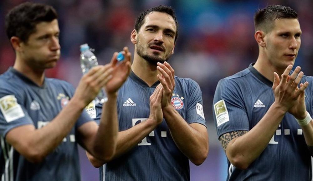 Bundesliga'da şampiyonluk son haftaya kaldı!