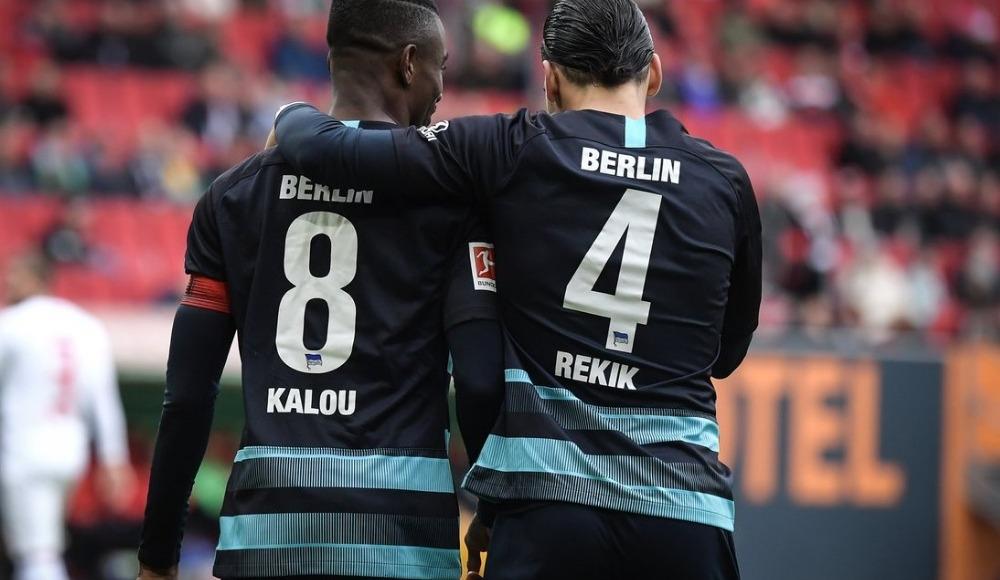 Özet - 7 golün olduğu maçta kazanan Hertha Berlin oldu! 3-4
