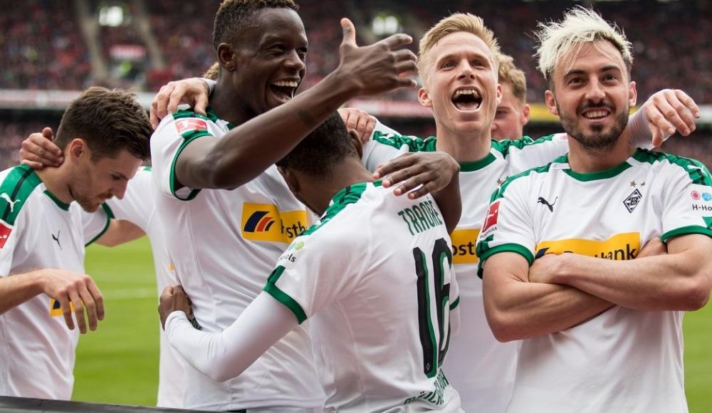 Özet - Mönchengladbach, Nürnberg'i deplasmanda 4-0 mağlup etti