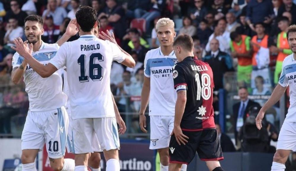 Lazio kazandı, umutlar yeşerdi