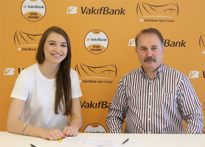 VakıfBank, Meliha İsmailoğlu'nu kadrosuna kattı