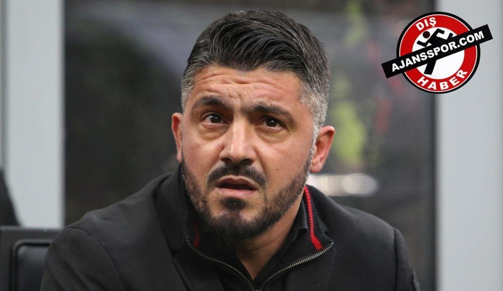 Gennaro Gattuso'dan Fiorentina maçı sonrası flaş sözler