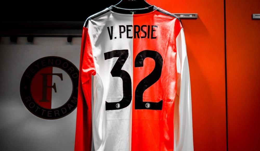 Van Persie son maçına çıkıyor!