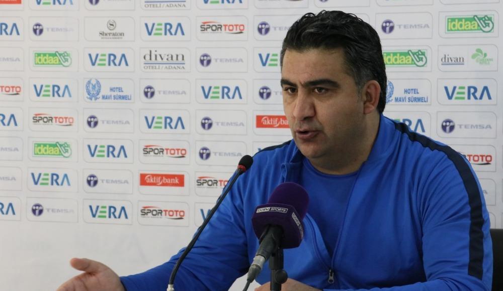 Adana Demirspor'dan Ümit Özat açıklaması! Ayrılık?
