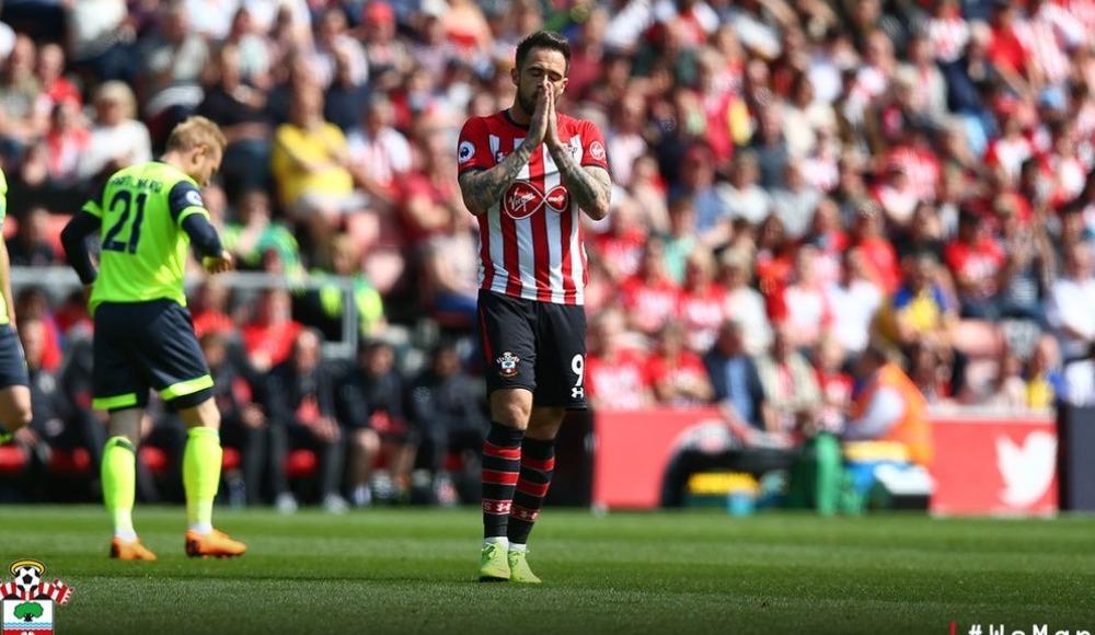 Özet - Southampton - Huddersfield maçında kazanan çıkmadı! 1-1