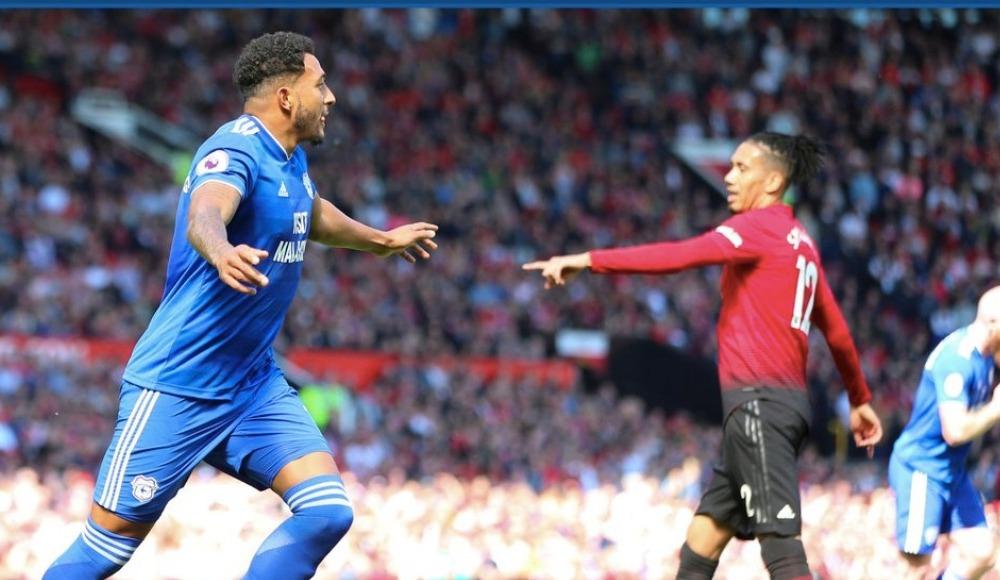 Özet - Cardiff, Manchester United'ı iki golle geçti!