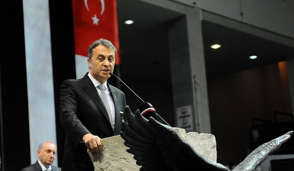 Fikret Orman'dan Cenk Tosun, Quaresma ve Başakşehir açıklaması