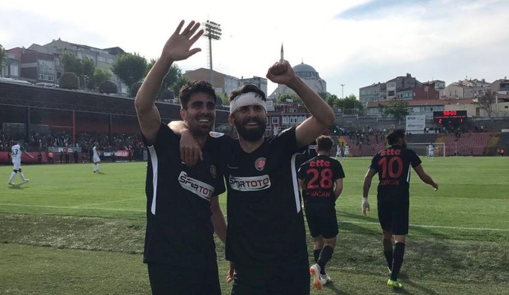 Fatih Karagümrük yarı finale yükseldi