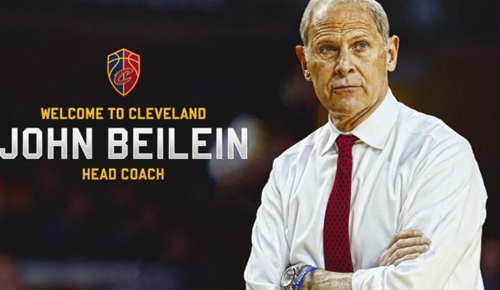 Cleveland Cavaliers'in yeni koçu John Beilein oldu