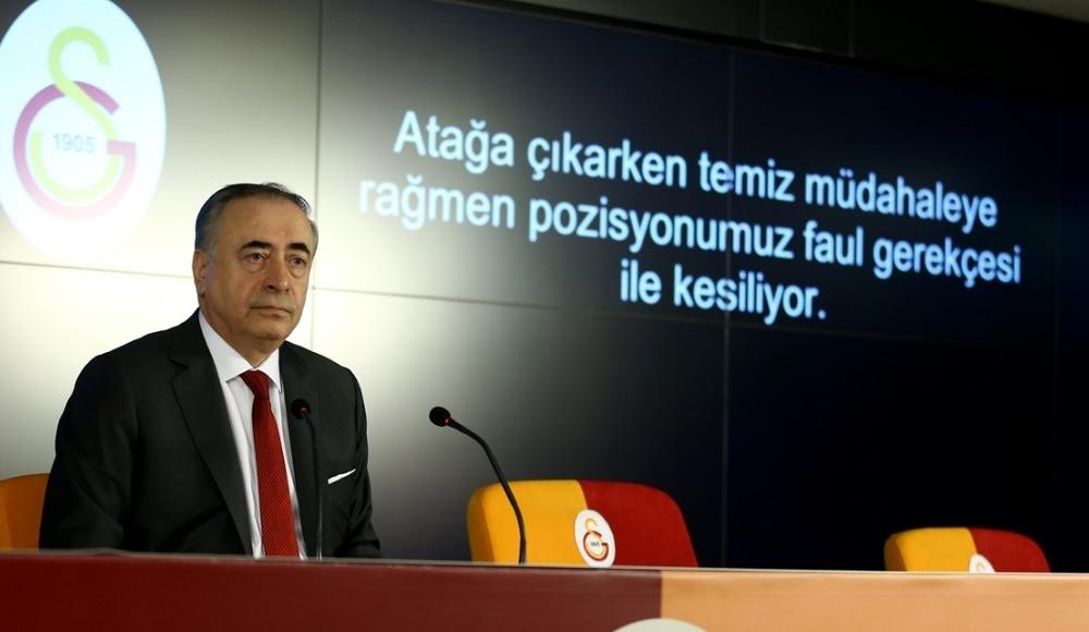 Galatasaray Başkanı Mustafa Cengiz konuştu! Rizespor, hakem, şampiyonluk...