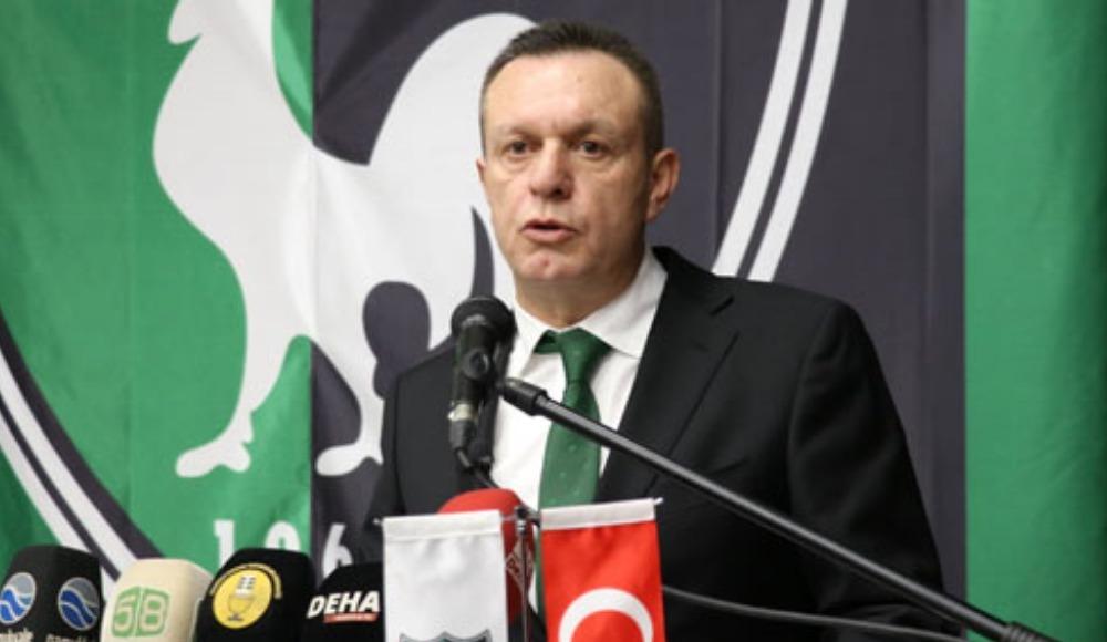 """Ali Çetin: """"Süper Lig'deki hedefimiz ilk 5"""""""