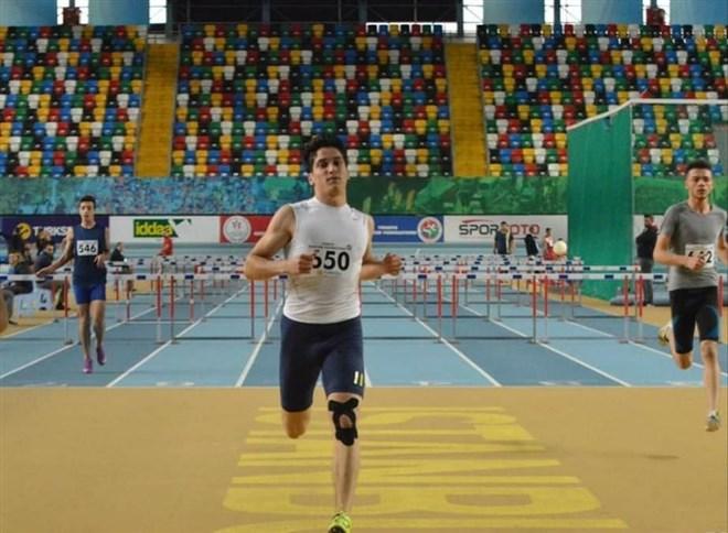 Milli atlet kampa girdi, hedef Avrupa Şampiyonası