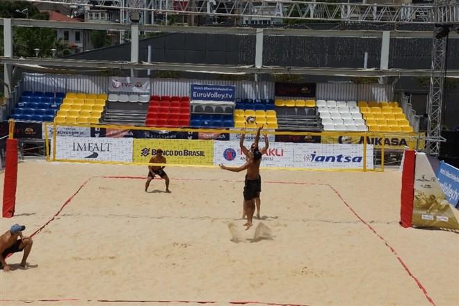 Aydın'da plaj voleybolu heyecanı yarın başlayacak