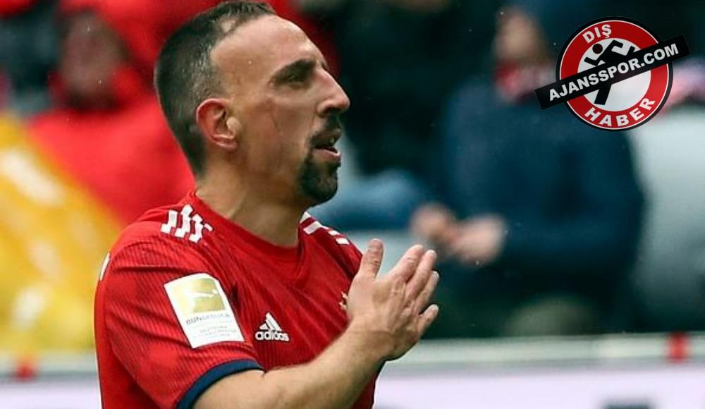Franck Ribery, Real Madrid'in 70 milyon Euro'luk teklifini reddetti