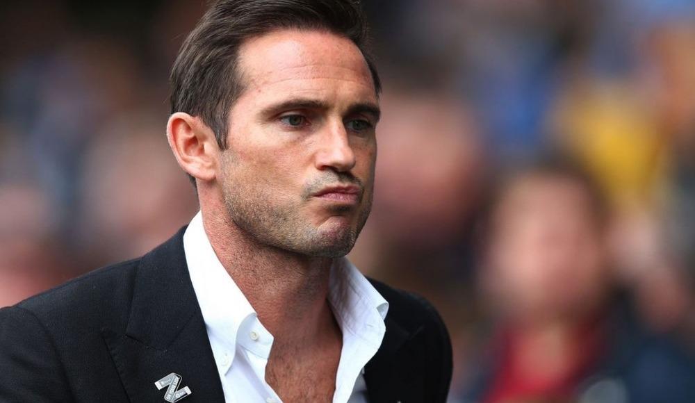 Lampard: ''Performansımızla gurur duyuyoruz''