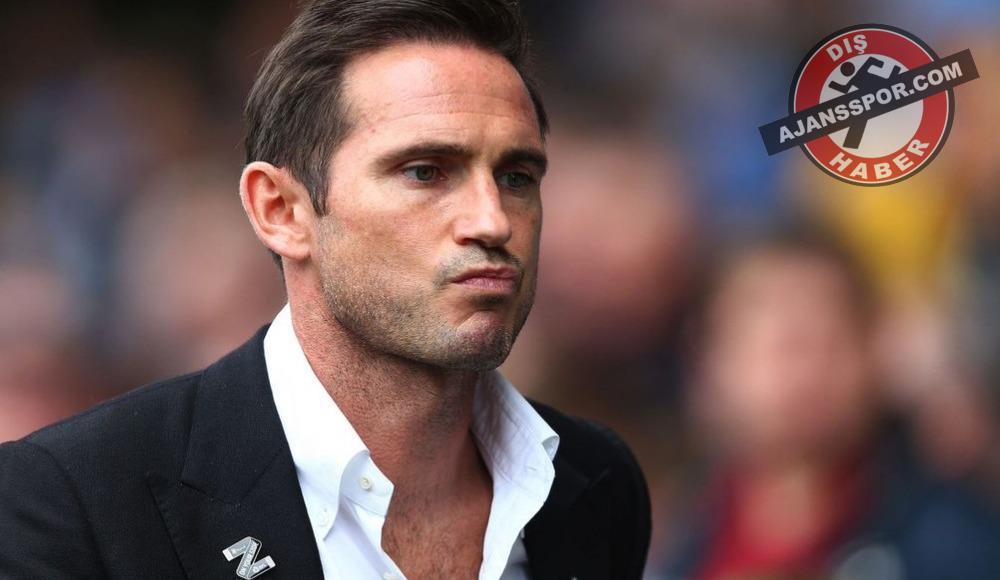 Chelsea'de Sarri gidiyor Frank Lampard geliyor
