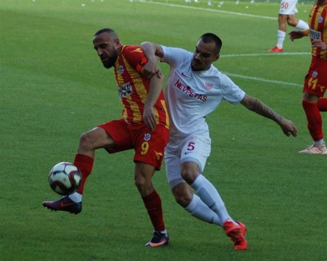 Nevşehir Belediyespor, finale adını yazdırdı