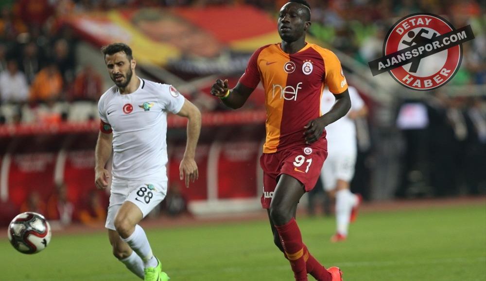 Yine Mbaye Diagne yine penaltı krizi!