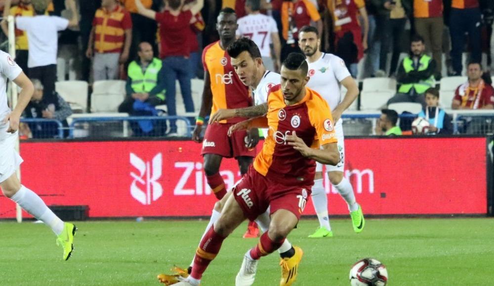18. kupa! Galatasaray...