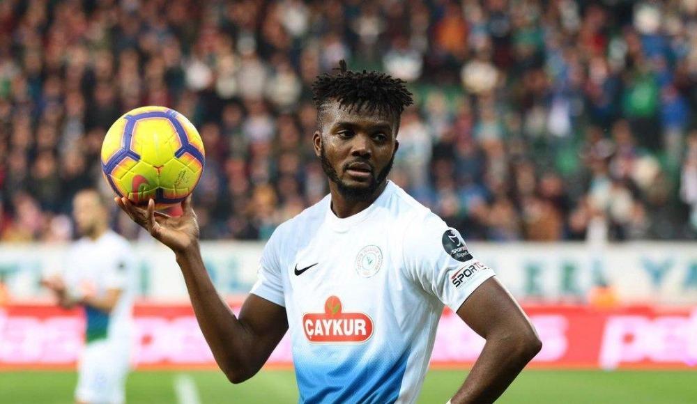 Trabzonspor'dan transferde Awaziem harekatı!