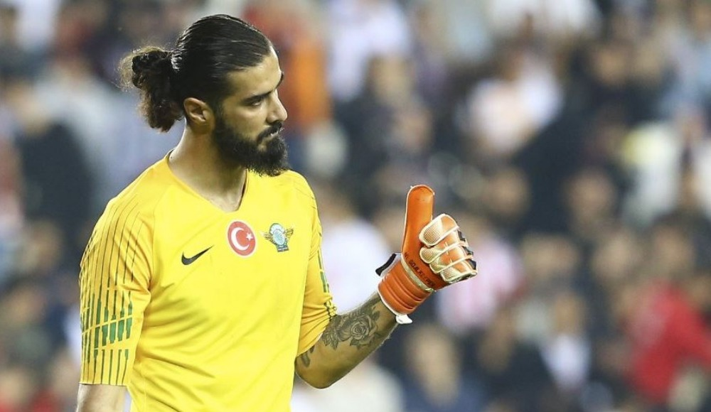 Penaltı canavarı Fatih Öztürk!