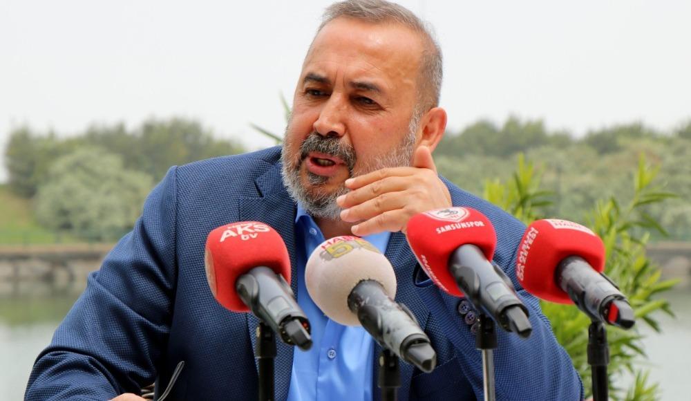 """Yılport Samsunspor Başkanı İsmail Uyanık: ''Aykut Kocaman ile görüştük"""""""