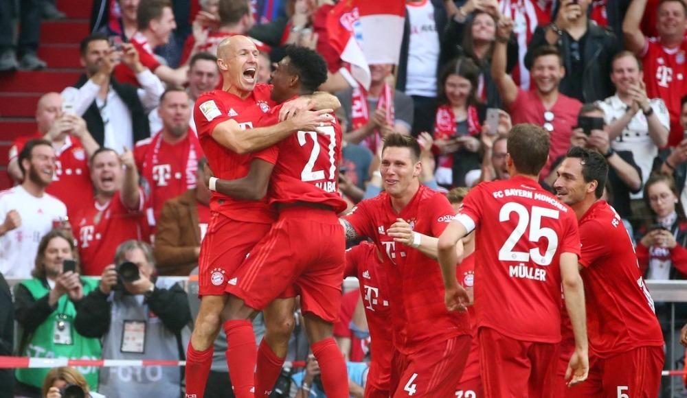 Özet - Bundesliga'da şampiyon Bayern Münih!