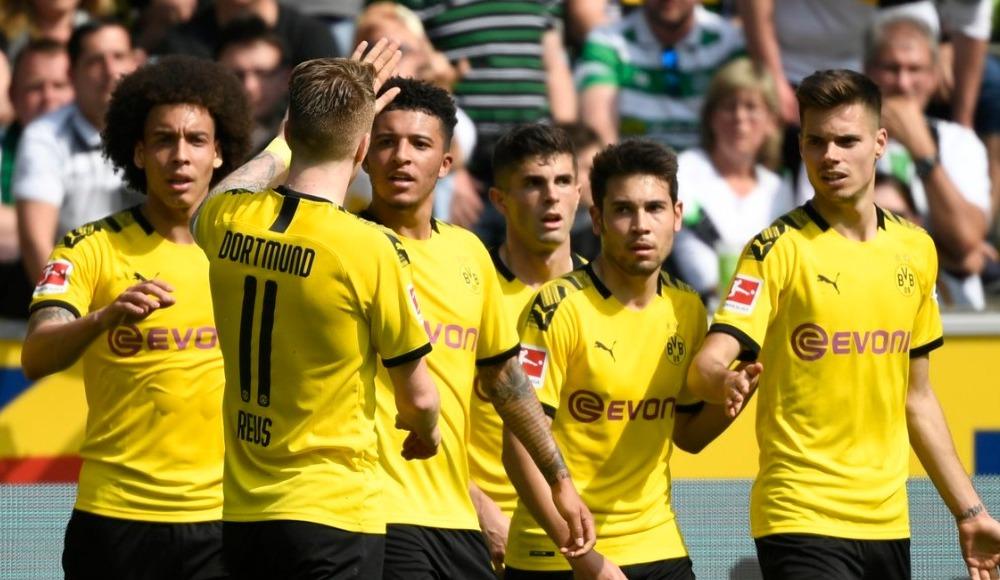 Özet - Borussia Dortmund ligi ikinci bitirdi!