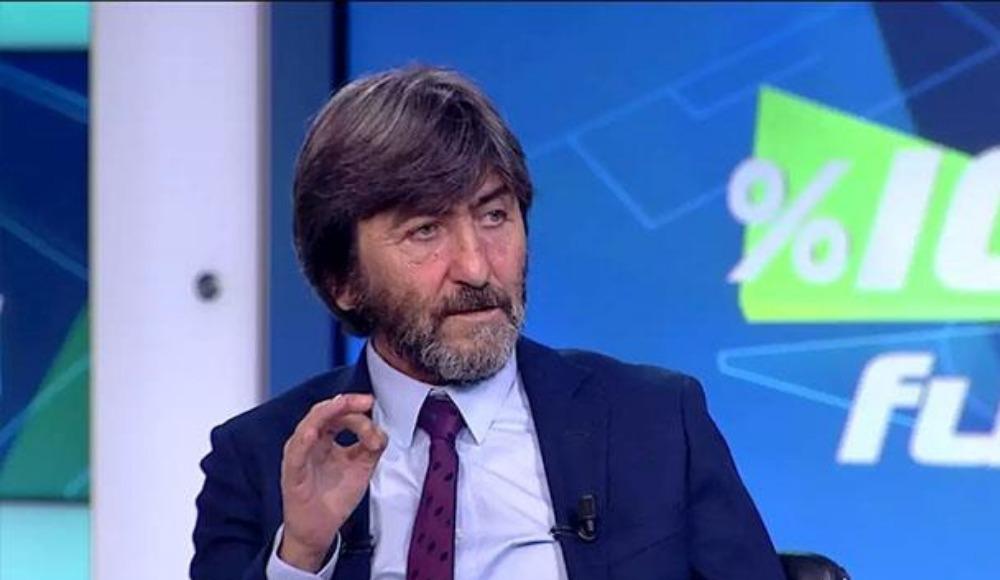 Rıdvan Dilmen: ''Trabzonspor - Beşiktaş maçını hak eden kazandı''