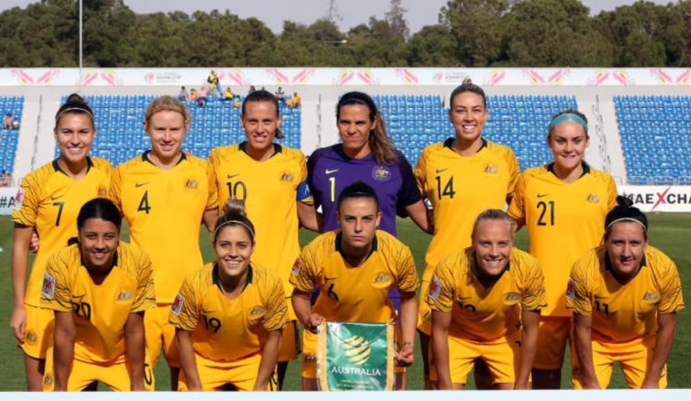 Avustralya Kadın Milli Futbol Takımı kamp için Antalya'da