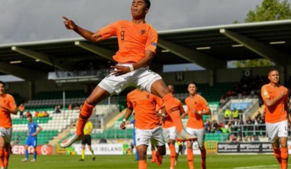 Hollanda, 17 yaş altında Avrupa şampiyonu