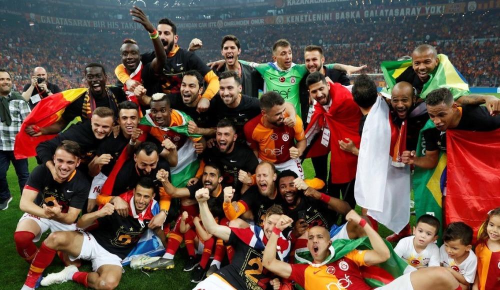 """""""Galatasaray sakin kalarak ve inanarak şampiyonluğu kazandı"""""""