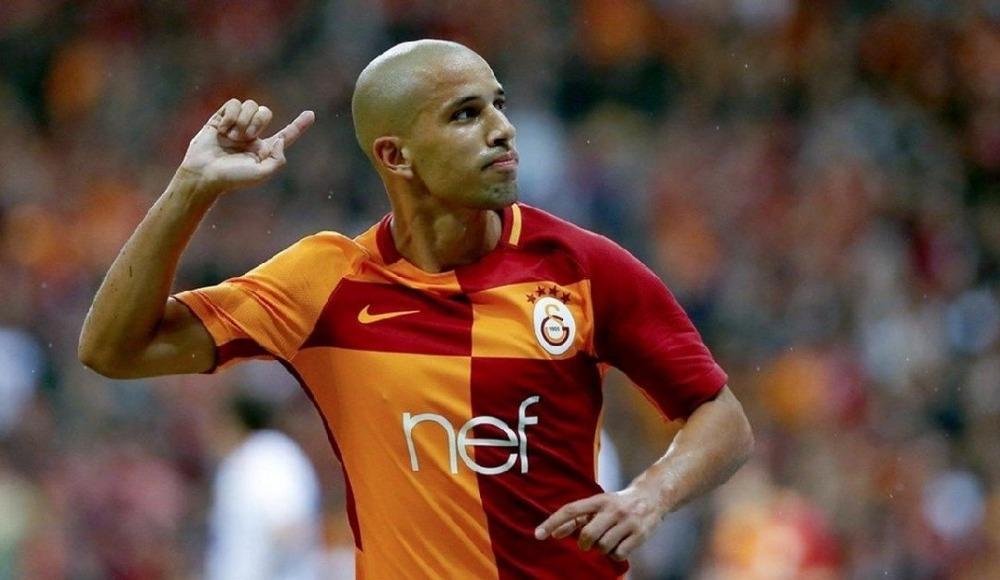 Flaş transfer iddiası! Sofiane Feghouli...