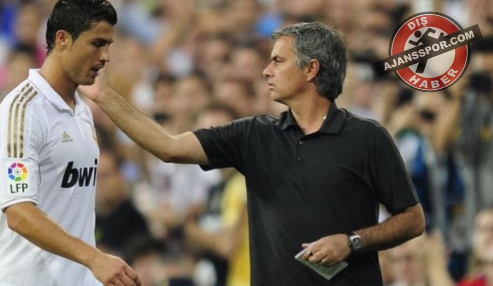 Cristiano Ronaldo, Jose Mourinho'yu Juve'de istiyor