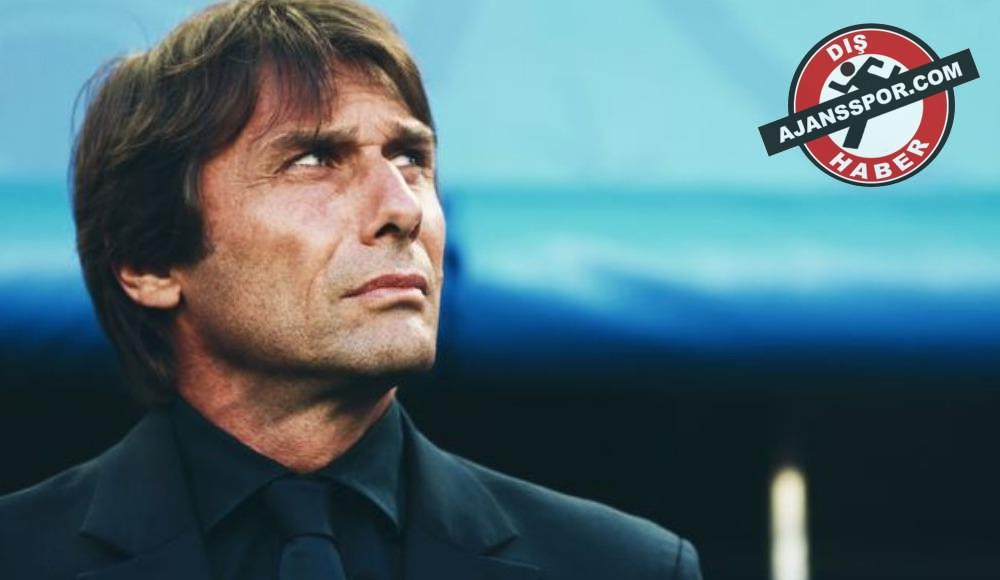 Inter'in yeni koçu Conte oldu