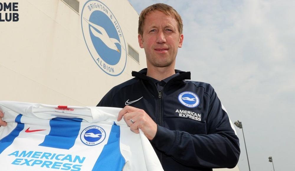 Brighton'ın yeni teknik direktörü Graham Potter oldu