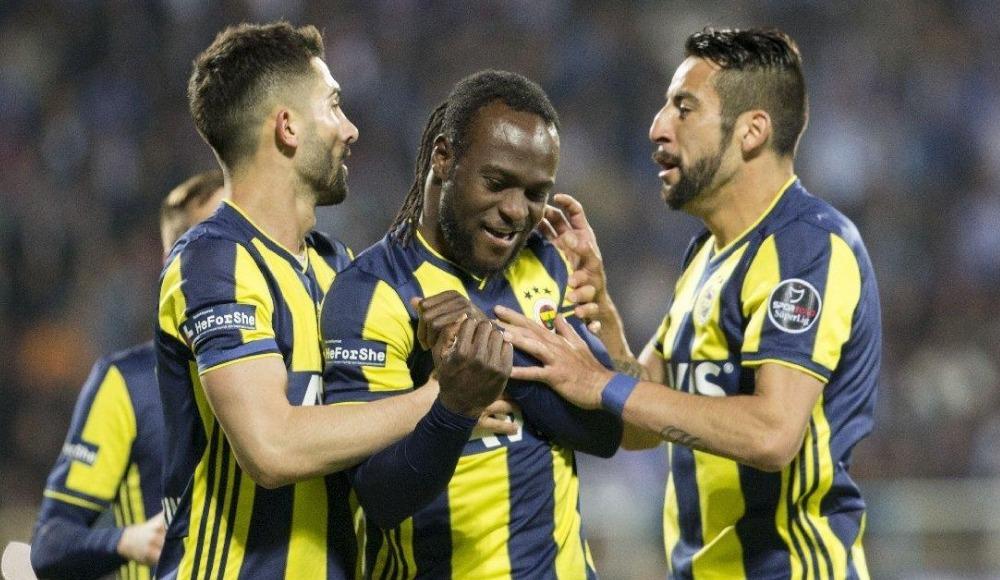 Fenerbahçe, 8 ay 4 gün sonra İstanbul dışında kazandı