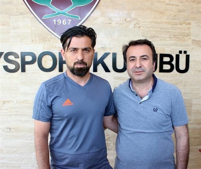 """İlhan Palut: """"Süper Lig hedefimiz var"""""""