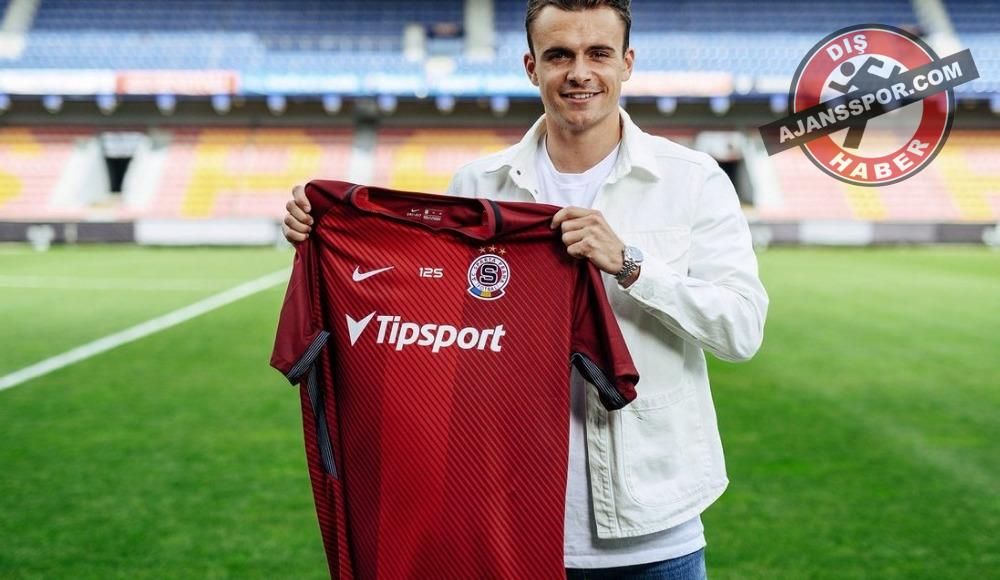 Sparta Prag, Andreas Vindheim'i transfer etti
