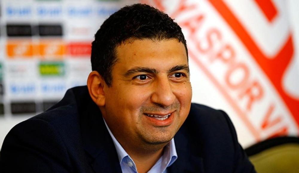 Antalyaspor Korkmaz'la devam edecek mi? Öztürk açıkladı