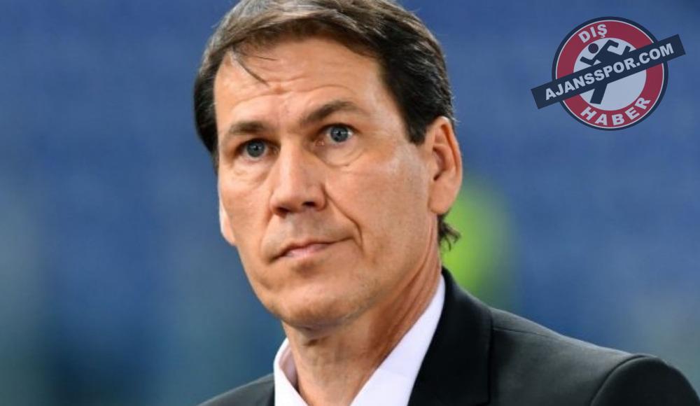 Rudi Garcia, Olympique Marsilya'dan ayrılacağını açıkladı