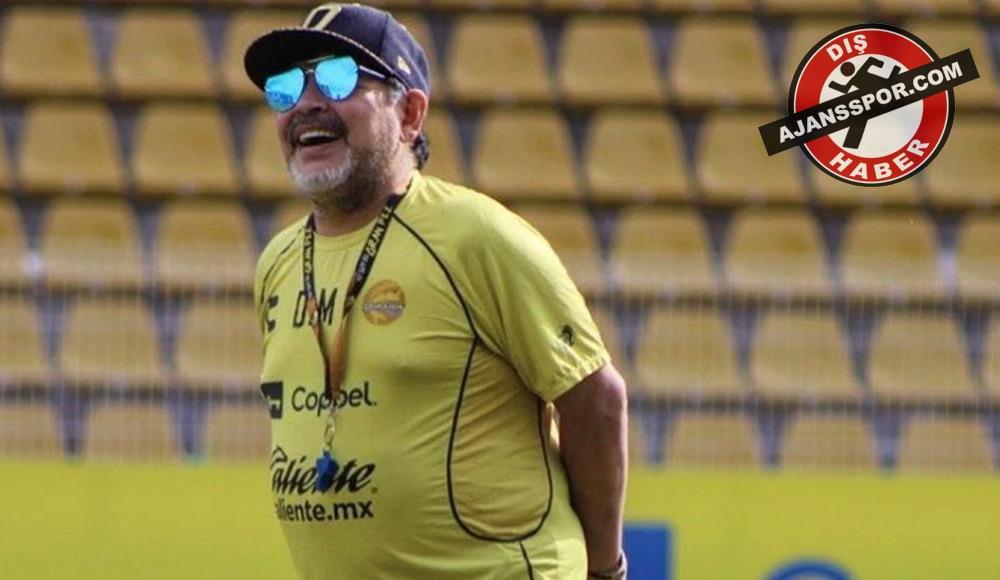 Diego Maradona havaalanında tutuklandı! İşte sebebi...