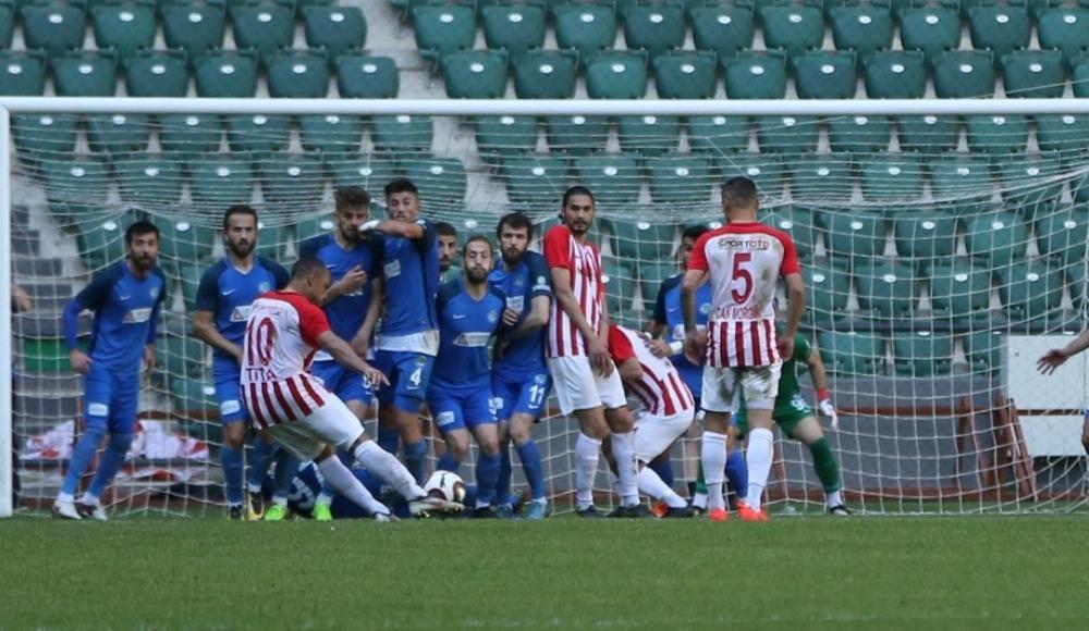 Ergene Velimeşespor TFF 2. Lig'de