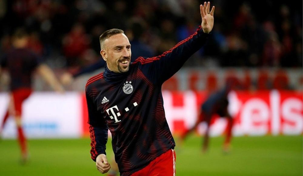 Ribery için resmi teklif