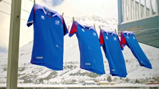 5- Dünya Kupasına katılma başarısını yakalayan en küçük ülke :İzlanda